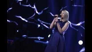 Ultima aparitie la X Factor pentru Katerina Biehu! Canta melodia - &quotRuga pentru parint ...