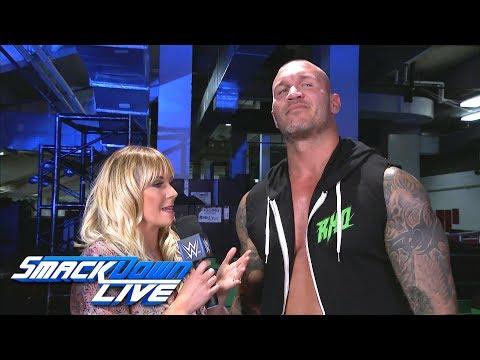 Randy Orton responds to Jinder Mahal's harsh words: SmackDown LIVE, June 6, 2017