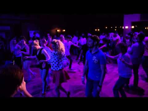 Moscow Salsa & Kizomba Festival 2014 - After Party concert with Son Atrevidos