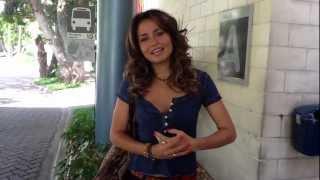 Nanda Costa dá entrevista para o nosso blog