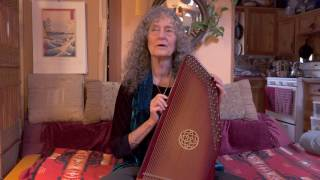 Barbie Edwards Beautiful Therapy Harps - Angelic Therapy Harps