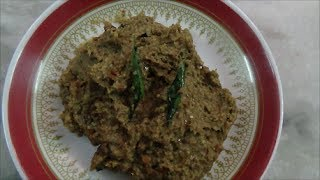 Kollu Thuvaiyal Recipe-Horsegram Chutney Recipe- Kollu Recipe- Chutney Recipe