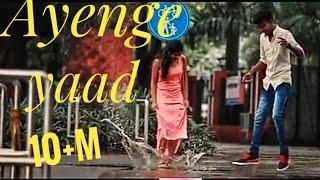 Ayenge yaad Tumhe | Satyajeet song | official video | Satyajit |