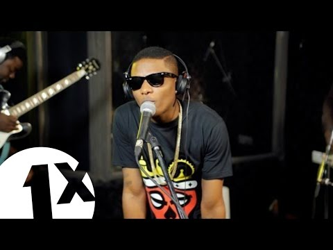 Wizkid -- Joy / No Woman No Cry (Bob Marley Cover) in the 1Xtra Live Lounge (Lagos, Nigeria)