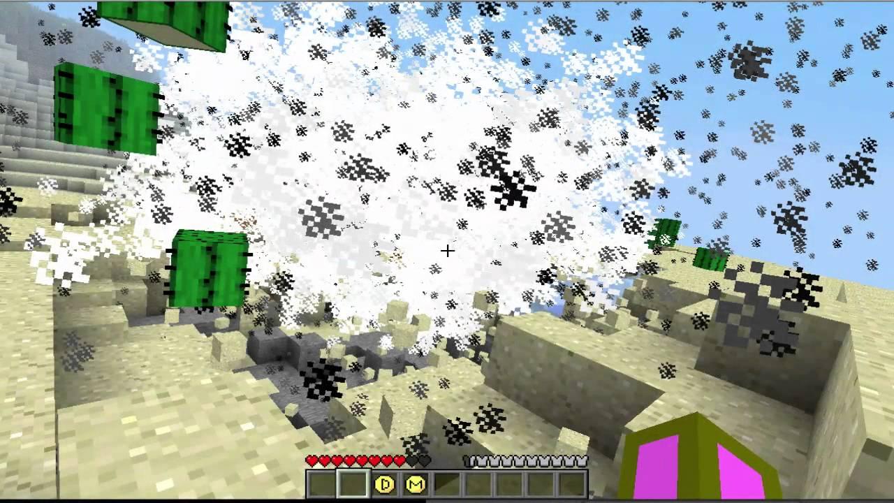 1 7 3]Terraria In Minecraft! [1 1] [Jungle And Corruption Biome
