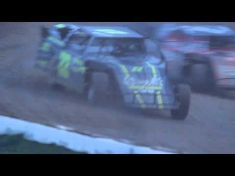 7-25-2014 Deer Creek Speedway Jeff Spacek