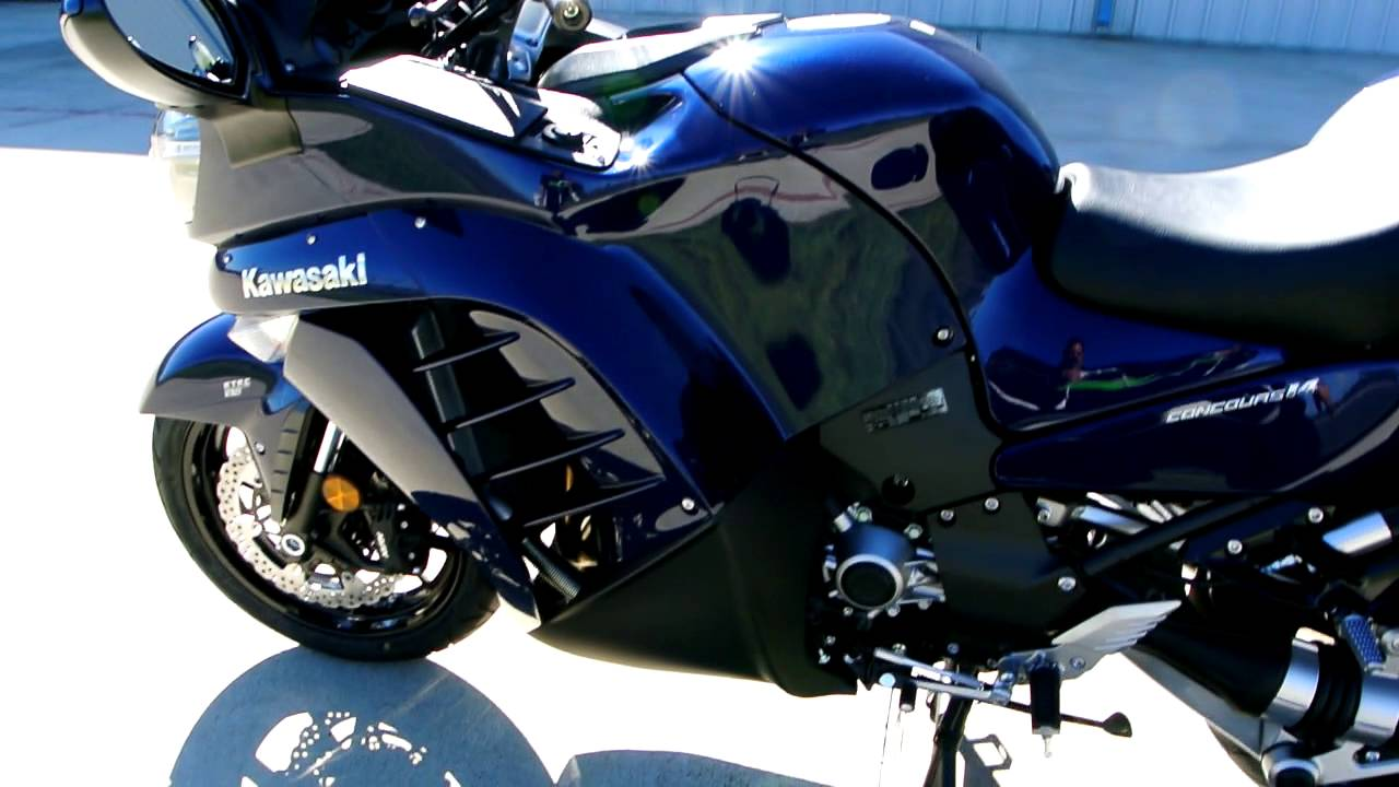 On sale now $13,199: 2013 Kawasaki Concours 14 ABS in Metallic ...