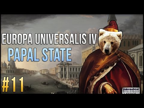 Europa Universalis IV - Habemus papam #11 Rozbiór Francji