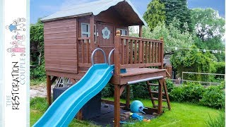 OLD PLAYHOUSE TRANSFORMED