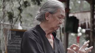 Suprapto Suryodarmo's Silent Path - Short Movie
