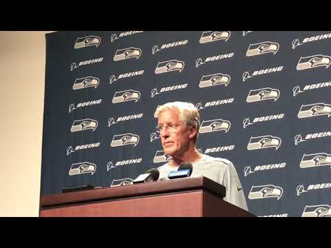 Pete Carroll says status of Seahawks TE Jimmy Graham is unknown, more after SF win