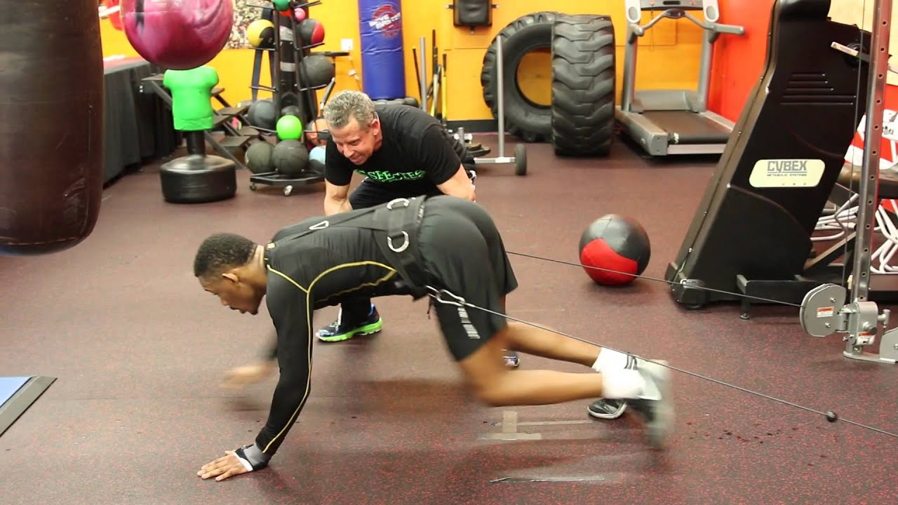PBC's Trainer Tuesday: Team Jacobs