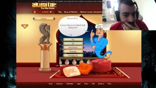 Забавни Игри: Akinator КУКАТА