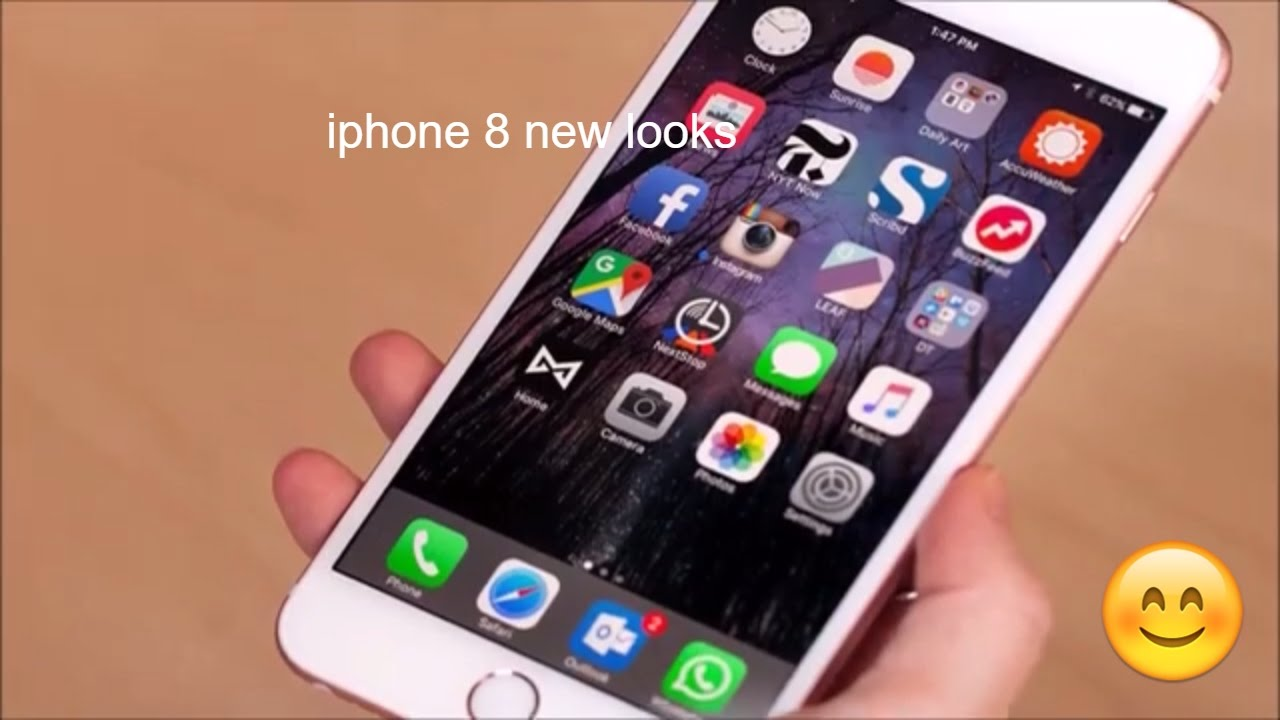 Leaked iPhone 8 First Look 2017 Official Releasing ...