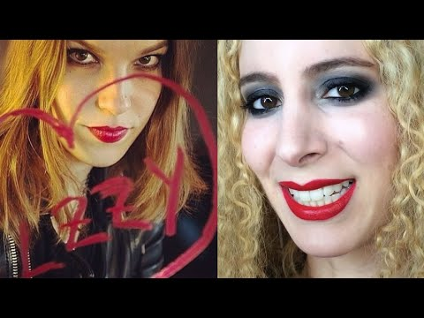 Lzzy Hale Makeup For Cut Out & Keep MakeOver Monday