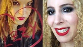Lzzy Hale Makeup For Cut Out & Keep MakeOver Monday Thumbnail