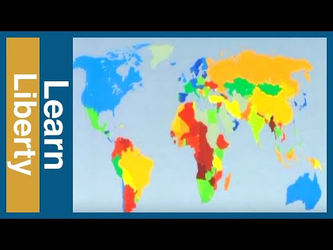 Economic Freedom of the World | Learn Liberty