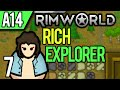 Romance and Trade | RimWorld Alpha 14 on Steam! (Let's Play RimWorld / Gameplay ep 7)