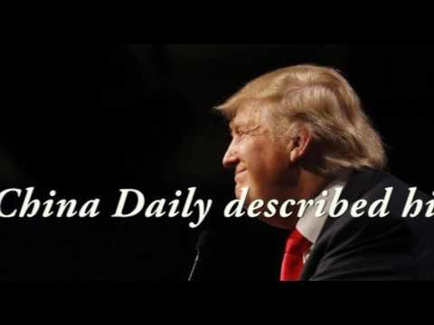 China says Trump