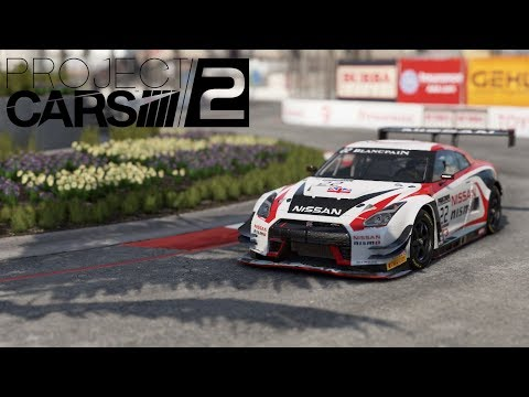 Project Cars 2 - Long Beach GT3 Online Race