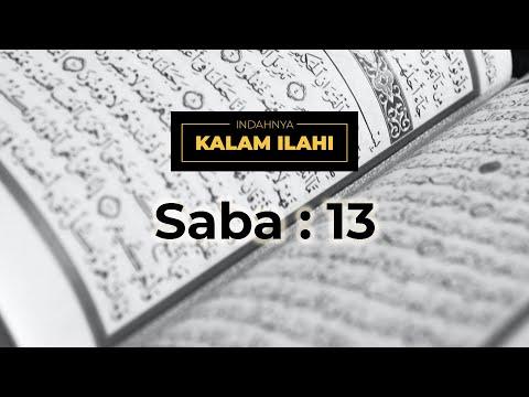 Indahnya Kalam Ilahi Ep. 17 : Saba' 34:13