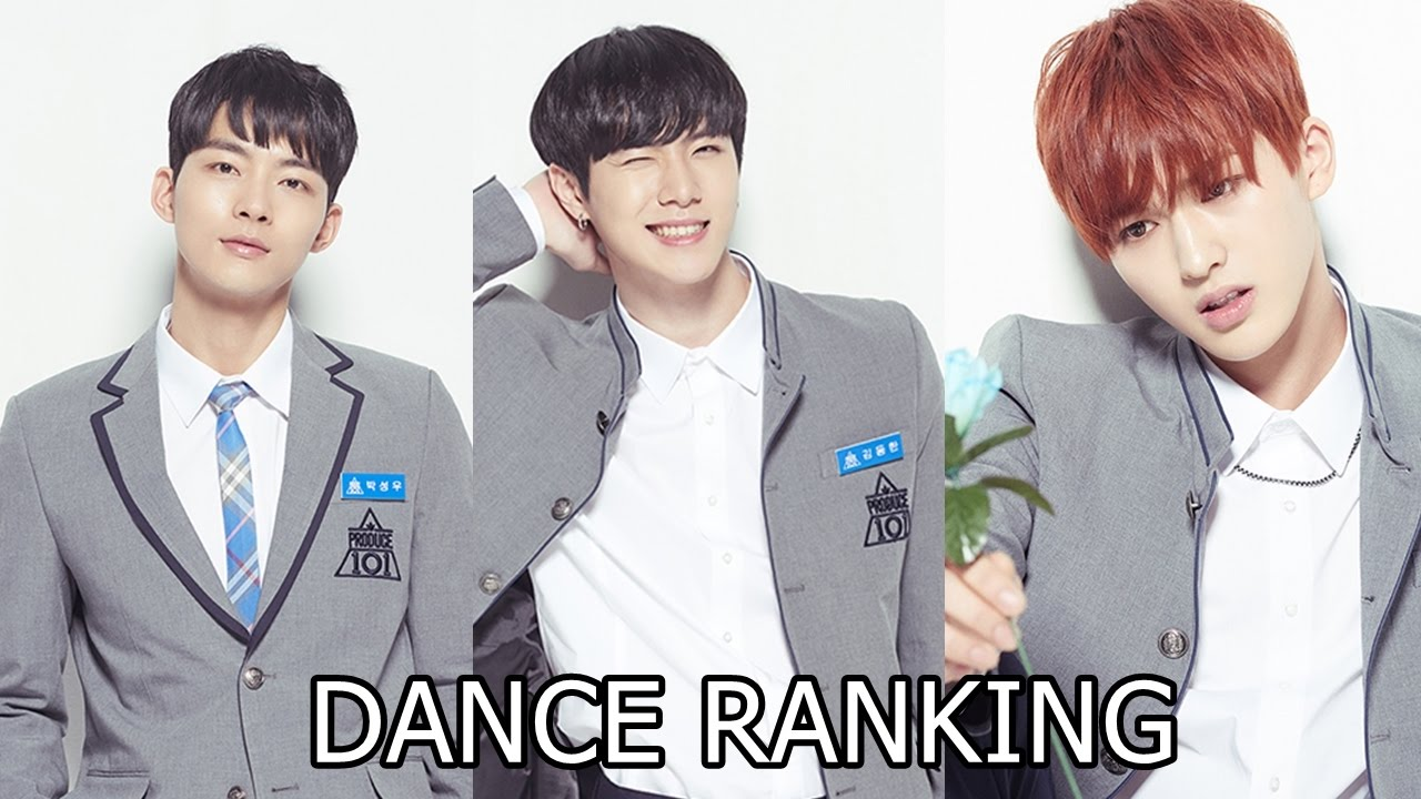 PRODUCE 101 S2 POSITION EVALUATION RANKING (DANCE) EP.7 - YouTube