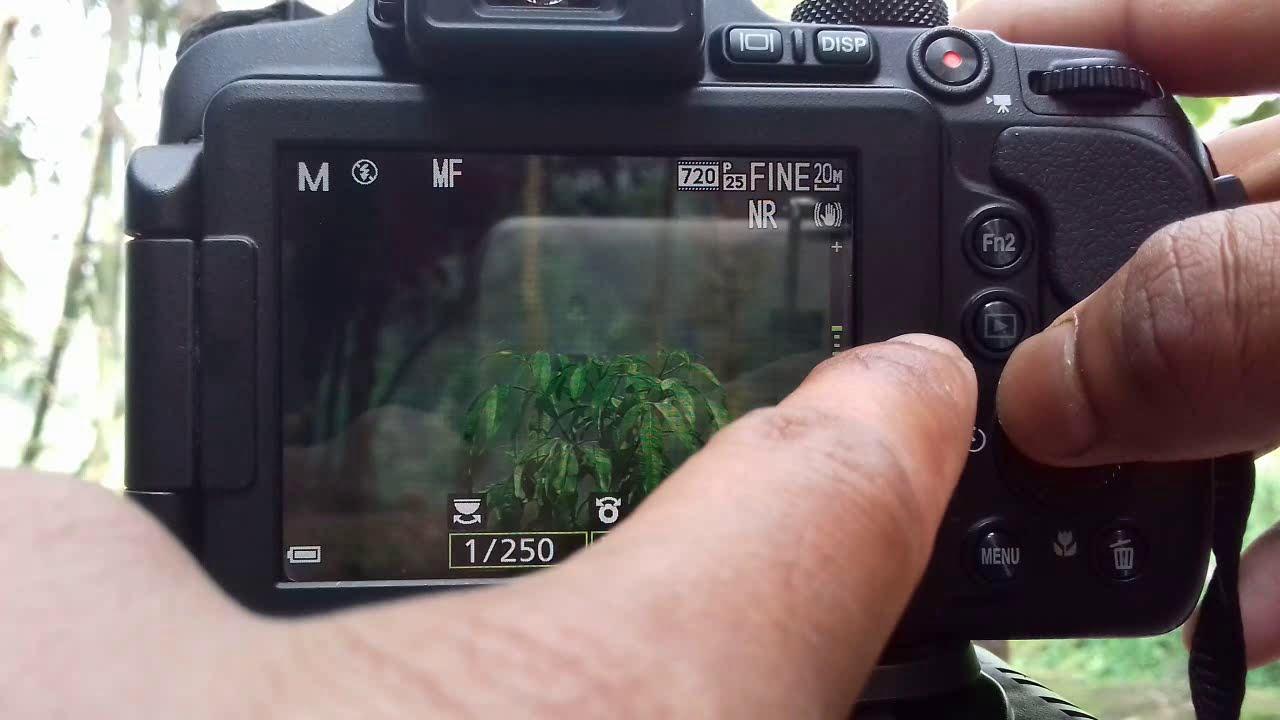 Full Manual Mode Tutorial Nikon Coolpix B700 2018  Linkon Talukder 08:43 HD