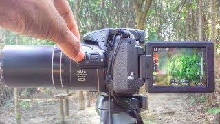 Full Manual Mode Tutorial Nikon Coolpix B700 2018