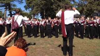 Pride of the Panthers Marching Band - fight song -Johnson