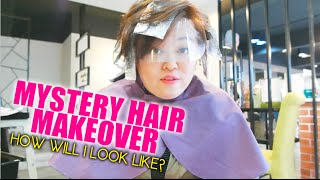Cheryn's Hair Makeover - Yoo Jean Salon