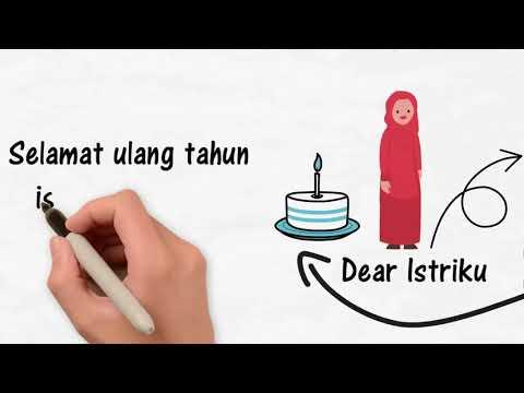 Ucapan Ulang Tahun Romantis Untuk Istri Tercinta Kata Ucapan Ulang Tahun Untuk Istri Terbaru Youtube
