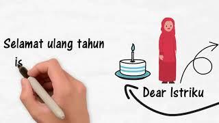 Download Ucapan ulang tahun romantis untuk istri tercinta | kata ucapan ulang tahun untuk istri terbaru