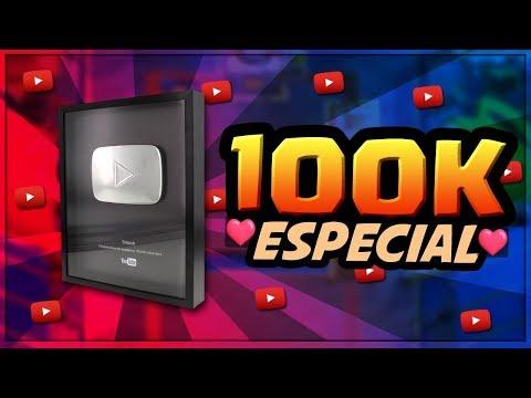 RESPONDO SUS PREGUNTAS!! ESPECIAL 100K SUBS- Adrian Piedra Clash Royale