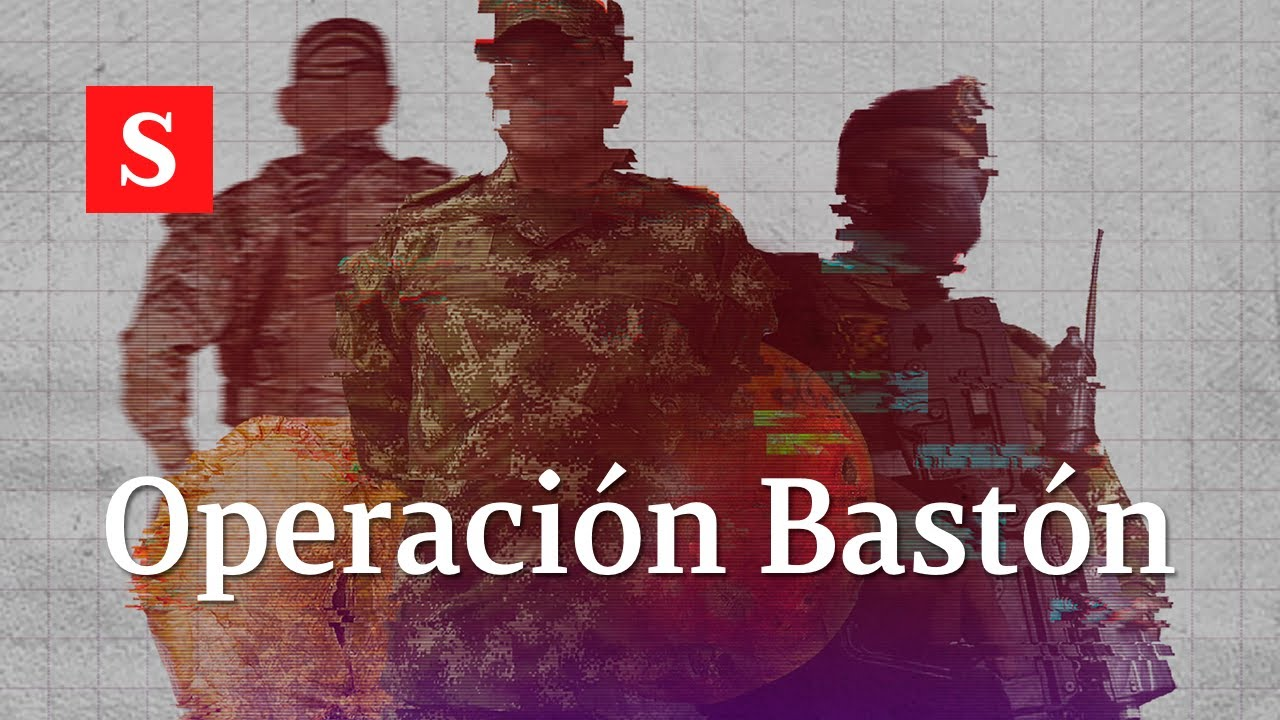 Operación Bastón: Corrupción en el Ejército colombiano de ...