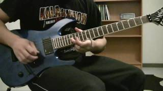 Iron maiden - Holy Smoke - cover