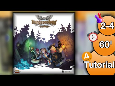 Come si gioca a Dungeonology? | TUTORIAL