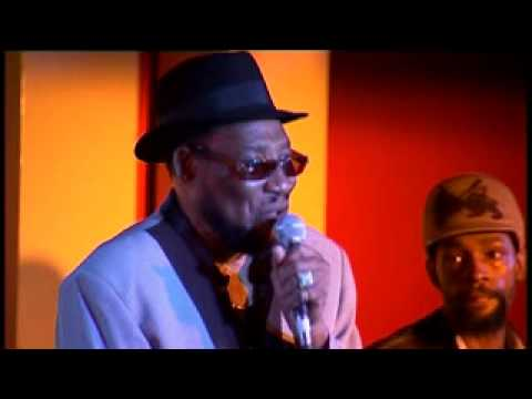 Derrick Morgan -- Medley Number 3 including Fat Man (from the DVD 'Live At The 100 Club')