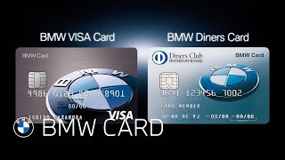 【BMW】BMW Card
