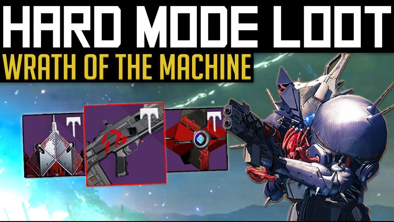 destiny mode wrath of the machine