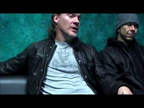 Fozzy - interview Chris Jericho and Rich Ward