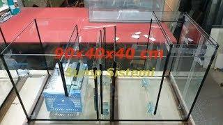 AKVARYUM SUMP SİSTEMİ NASIL YAPILIR - Alttan Devirdaim Sistemi