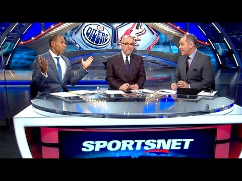 Sportsnet Panel (Oilers/Coyotes Post-Game) January 12, 2016