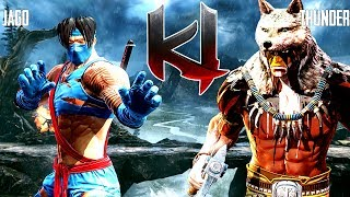 Killer Instinct - Online Match 8 - Classic Jago Gameplay