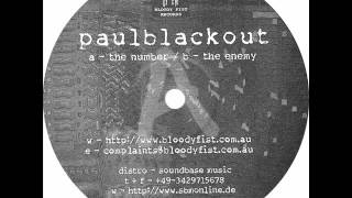 Paul Blackout - The Number
