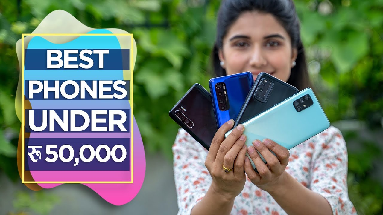Best Phones under रू 50,000 in Nepal 🔥🔥