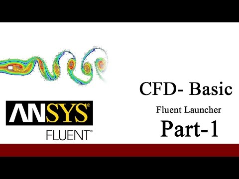 CFD Tutorial Basic Introduction For ANSYS part-1