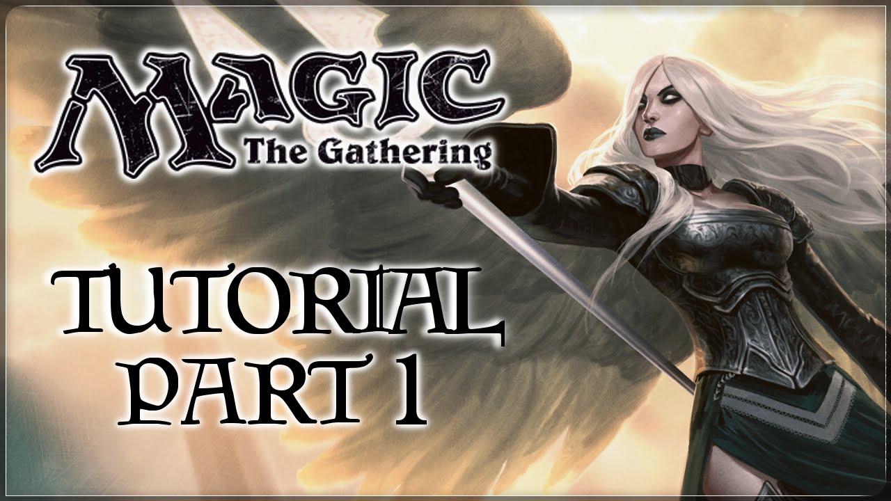 magic the gathering tutorial pdf