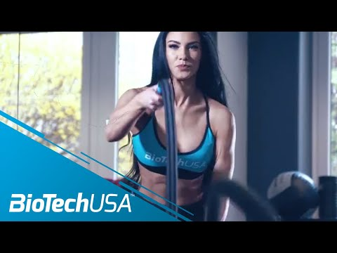 Female Fitness Motivation 2018 – BioTechUSA