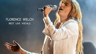 Florence Welch's Best Live Vocals