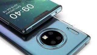 Huawei Mate 30 Pro tanıtıldı!